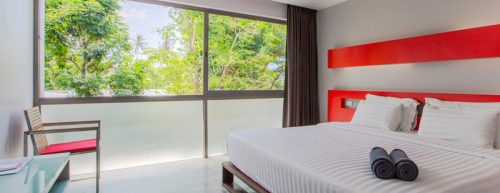 The coast Phangan Superior Room